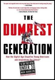 The Dumbest Generation Audiobook