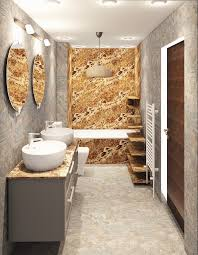 marmor badezimmer design render visualisierung homify