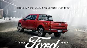 100 Ford Future Trucks Built Proud New Ad Campaign Kicks Off Onslaught Of New