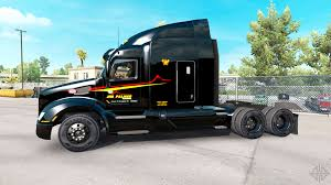 100 Palmer Trucks Jim Skin For The Truck Peterbilt For American Truck Simulator