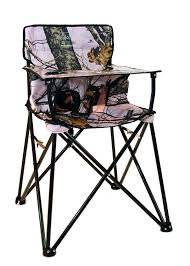 Ciao Baby Portable High Chair Pink Camo EBay Twin Sleeper Chair