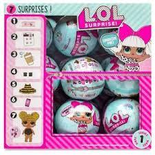 Image Is Loading ORIGINAL GENUINE Lol L O Surprise Dolls SERIES 1
