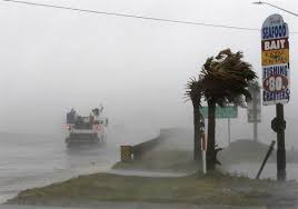 The Latest: Florence Downgraded To A Category 1 Hurricane ...