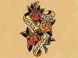 Sailor Jerry Traditional Tattoo Designs Sheet Photo
