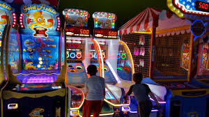 Turn Those Points Into Tickets At Our New Carnival Bean Bag Toss Arcade Game Today