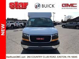 100 Spartan Truck Body 2019 GMC Savana Commercial Cutaway W 12 Enclosed Utility
