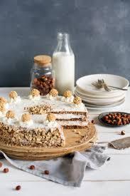 giotto torte mit nutella in jeder schicht