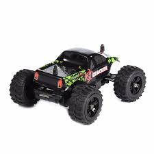 HSP Racing 1/10 Scale Model Nitro Power 4wd Off Road Monster Truck ...