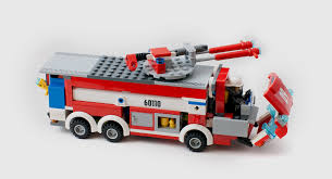 Airport Fire Station - Remake LEGO.com