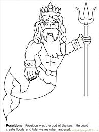 Elegant Greek Mythology Coloring Pages 72 For Free Kids With