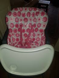 Mothercare Baby High Chair In White With Pink Flowers In A Wipe Off Cover  All Clips Present . | In Plymouth, Devon | Gumtree High Chairs Baby Kohls Fniture Interesting Ciao Portable Chair For Graco Swift Fold Briar Cute Slim Spaces Space Saver In 2019 High Chair Pad Airplanes Duodiner Or Blossom Baby Accessory Replacement Cover Cushion Kids Nuna Tavo Travel System With Pipa Lite Car Seat Costway 3 1 Convertible Play Table Booster Toddler Feeding Tray Pink Buy 1855930 Online Lulu Hypermarket Chicco Polly Double Pad Highchair Review Cocoon Delicious Rose Meringue Oribel