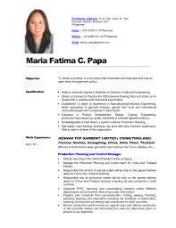 Chic Applicant Resume Sample Filipino Download About Nurse