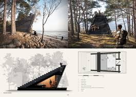 100 A Parallel Architecture Mber Road Trekking Cabins Competition Winners