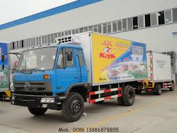 100 Freezer Truck China Best Price Fresh Vegetable Freezer Truck Transport Meet