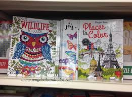 Dollar Tree Nice Adult Coloring Books For Just 100