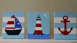 Items Similar To Nautical Nursery Decor Wall Decor Acrylic inside