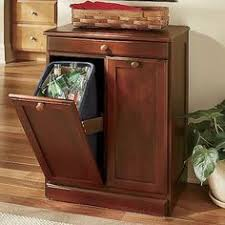 Under Cabinet Trash Can Holder by Diy Pull Out Trash Cans In Under An Hour Empty Easy And Kitchens