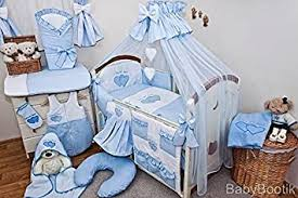 luxus 21 stück baby betten set passend für baby kleinkind