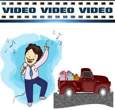 100 Truck Song Hey Its Your Birthday Video Full Of Gifts Mini Male