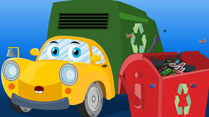 100 Garbage Truck Video Youtube Ralph And Rocky Song Car Rhymes For Children YouTube