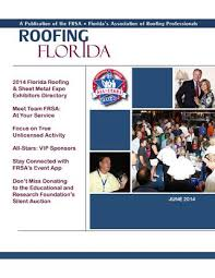 Entegra Roof Tile Inc Okeechobee Fl by Roofing Florida U2013 June 2013 By Florida Roofing Magazine Issuu