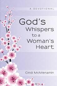 Gods Whispers To A Womans Heart By Cindi McMenamin Bitly Godswhispers