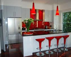 Red Themed Kitchen Ideas Inspirational Remodel Grey Walls Country Decor Inspiration