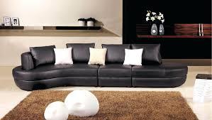 canapé d angle design italien articles with canape dangle relax cuir noir et blanc design tag