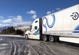 100 Self Moving Trucks Butter Run First Autonomous Truck Completes Crosscountry