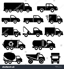 Truck Icon Set Black Stock Vector 175413401 - Shutterstock Delivery Truck Icon Vector Illustration Royaltyfree Stock Image Forklift Icon Photos By Canva Service 350818628 Truck The Images Collection Of Png Free Download And Vector Hand Sack Barrow Photo Royalty Free Green Cliparts Vectors And Man Driving A Cargo Red Shipping Design Black Car Stock Cement Transport 54267451 Simple Style Art Illustration Fuel Tanker