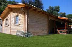 chalet de montagne en kit maison bois madrier massif greenlife en kit