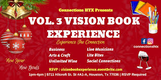 Connections HTX Vol 3 Vision Book Experience New Year New