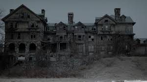 Creepy House Images
