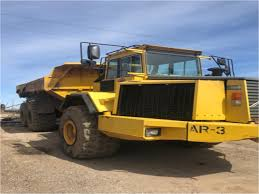 1997 VOLVO A35C Articulated Truck For Sale - AIS Construction ...