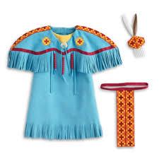 Amazoncom American Girl Kayas PowWow Dress Of Today For 18