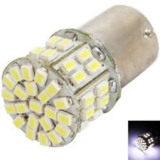 1156 1206 50 led car indicator light and turn light bulbs white