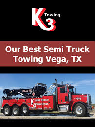 Our Best Semi Truck Recovery Amarillo, TX By K3towing - Issuu