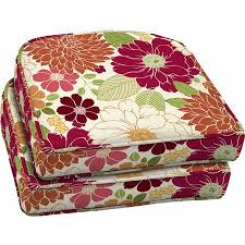 Better Homes And Gardens Patio Furniture Cushions by Brilliant Wicker Chair Outdoor Seat Cushions Hela Outdoor Green
