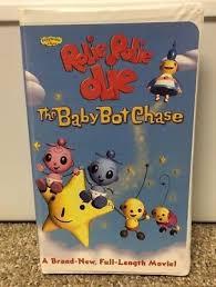 Rolie Polie Olie Halloween Vhs by Playhouse Disney Meet Rolie Polie Olie Promotional Vhs Tape