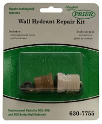 Replacing Outdoor Faucet Valve by Prier 630 7755 Wall Hydrant Repair Kit Lawn U0026 Garden Watering