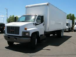 20-24 Ft. Box Truck - Arizona Commercial Truck Rentals