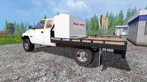 100 Feed Truck Dodge Ram 2500 Feed Truck For Farming Simulator 2015