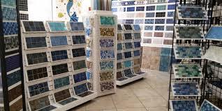 6x6 White Pool Tile by Treasure Tile Inc Treasure Tile