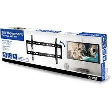 XtremPro LowProfile TV Wall Mount 1in Slim Fixed Bracket W
