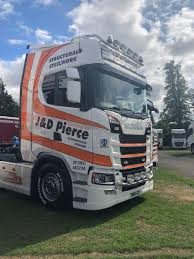 100 Pierce Trucks Scania UK On Twitter Congratulations To JD Contracts Ltd