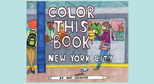 Or Maybe Just Comedy Lover With This Coloring Book Illustrated By The One And Only Abbi Jacobsen Comedian Co Creator Of TV Show Broad City
