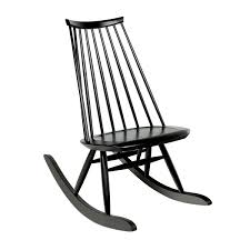 Artek - Mademoiselle Rocking Chair, Black Lacquered Durogreen Classic Rocker White And Antique Mahogany Plastic Outdoor Rocking Chair How To Buy An Trex Fniture Fermob Luxembourg Poppyred Bradley Black Jumbo Slat Wood Patio Dartmouth Chairengraved Modern Chairs Allmodern Asta Mainstays Solid 19th Century Campaign Rw Winfield Ingmar Relling Scdinavian Highback In Alpaca Mohair Hampton Bay