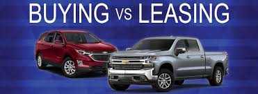 100 Should I Buy A Car Or Truck Or Lease Thomas Chevrolet In Bedford P