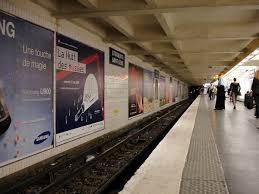 metro denis porte de strasbourg denis métro de wikipédia