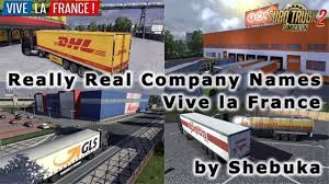 Real Company Names – Vive La France Edition By Shebuka 1.33.x | ETS2 ... Schneider Names New Coo Lays Out Future Plans Joccom Truck Name Generator Quotes Generator Names American Car Brands Companies And Manufacturers Brand Namescom Otto Company Wikipedia 2016 Ata Membership Miltones Arizona Trucking Association List Of The 19 Best Company Logos Making A Industry In United States Logistics Kansas City Mo 247 Express Ideas Trailer Mud Flaps Industry News Updated Daily